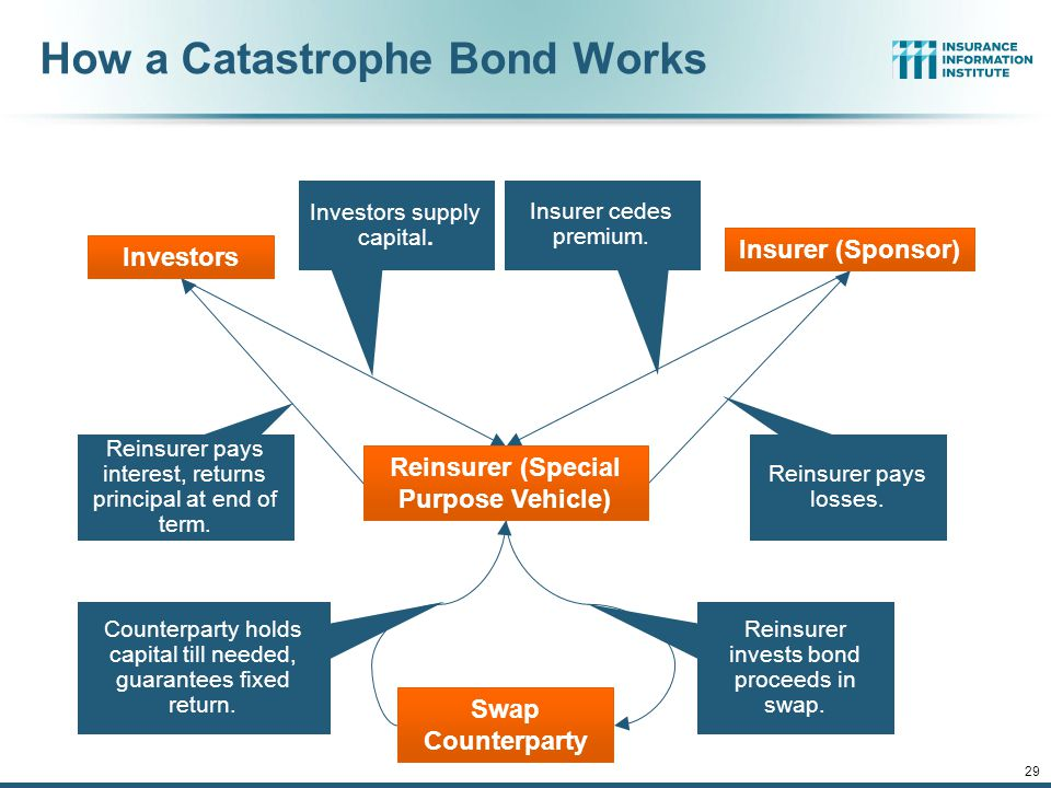 How a Catastrophe Bond Works