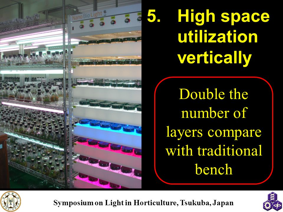 Double the number of layers compare with traditional bench