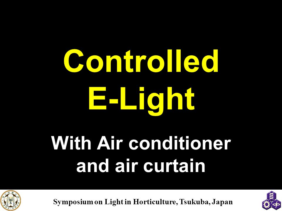 With Air conditioner and air curtain