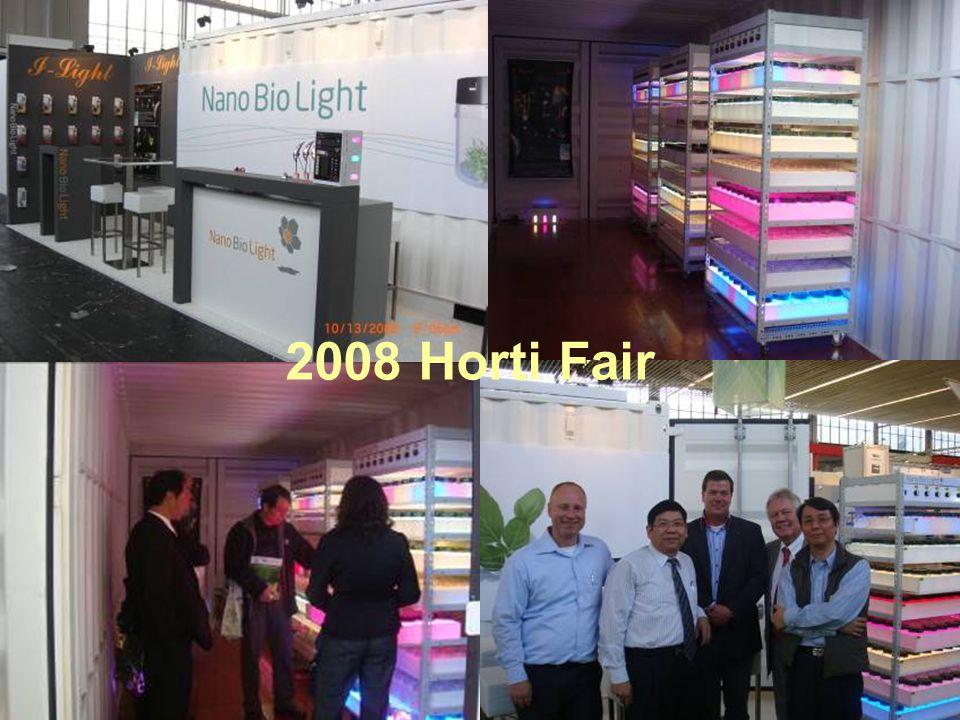 2008 Horti Fair