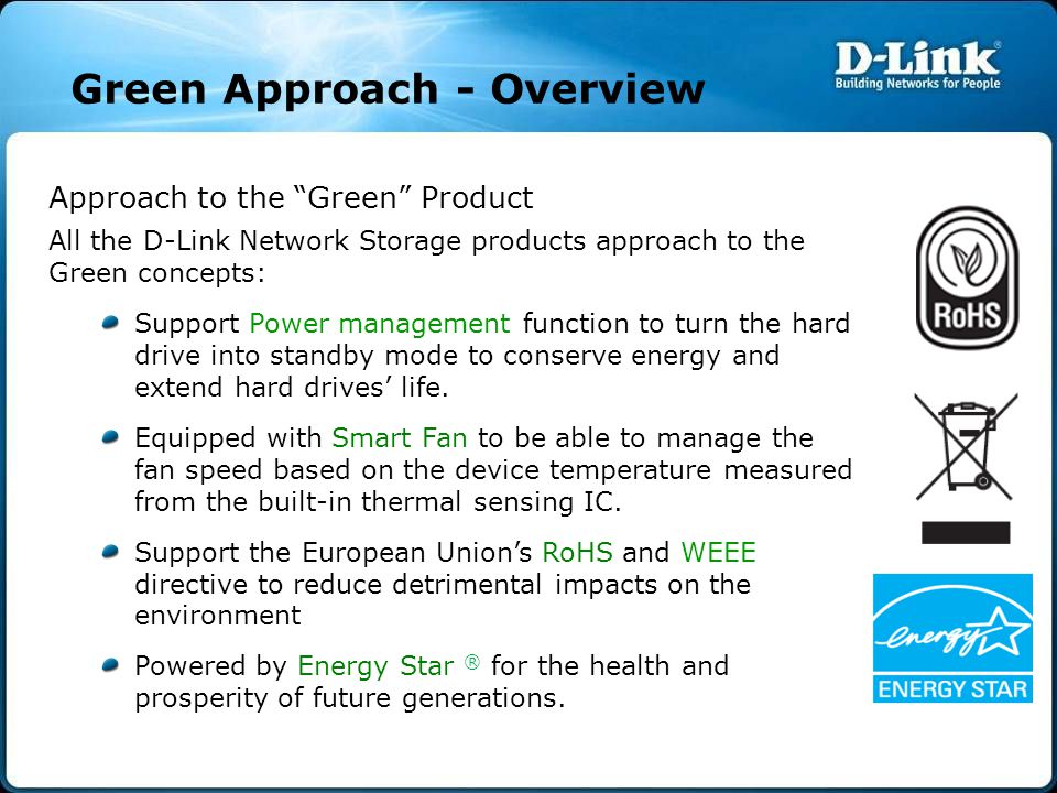 Green Approach - Overview
