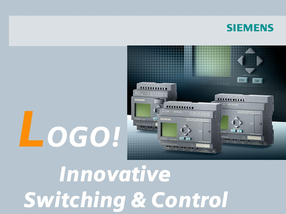 Innovative Switching & Control