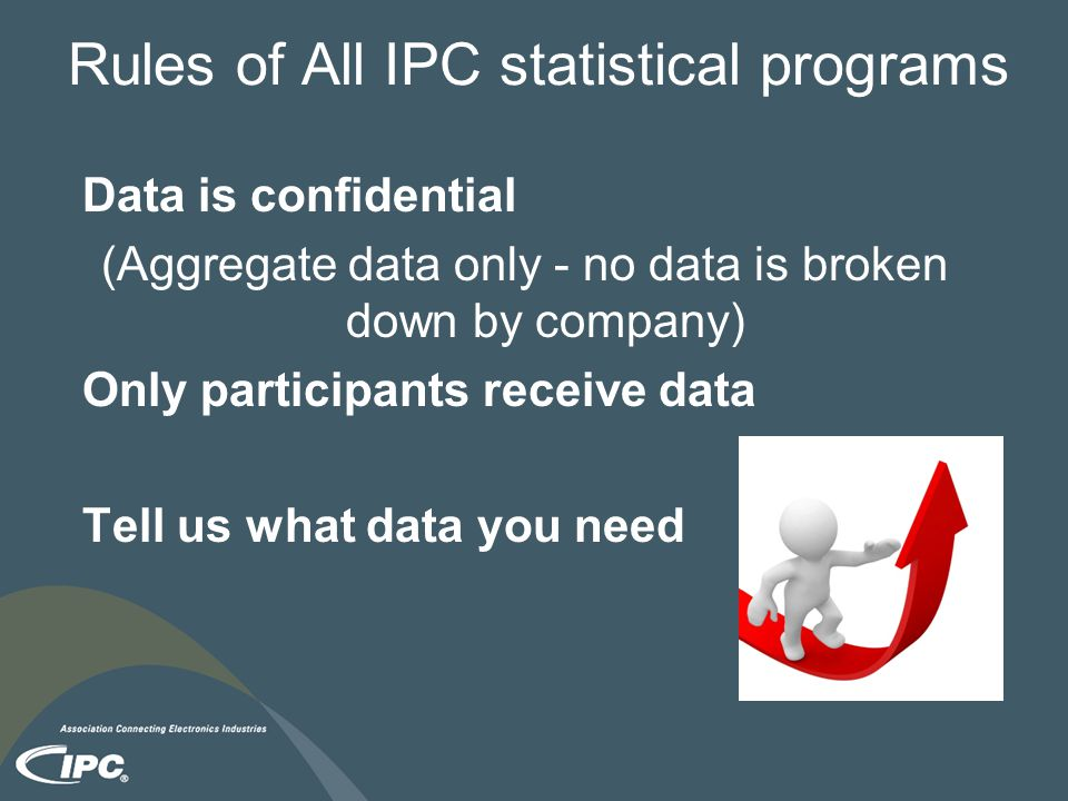 Rules of All IPC statistical programs