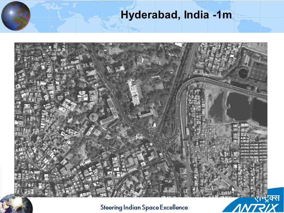 Hyderabad, India -1m