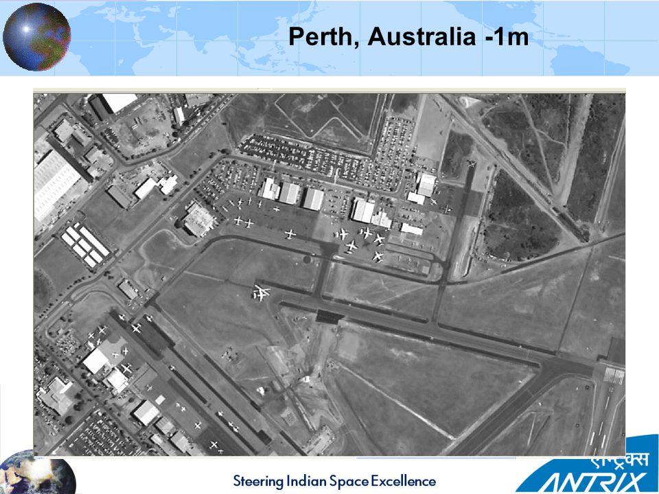 Perth, Australia -1m