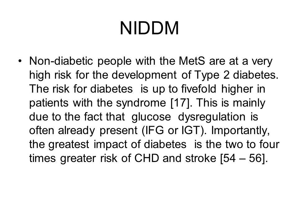 NIDDM