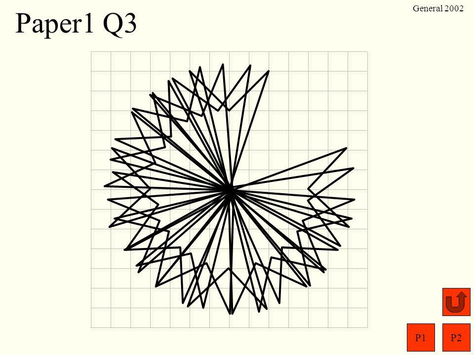 Paper1 Q3 General 2002