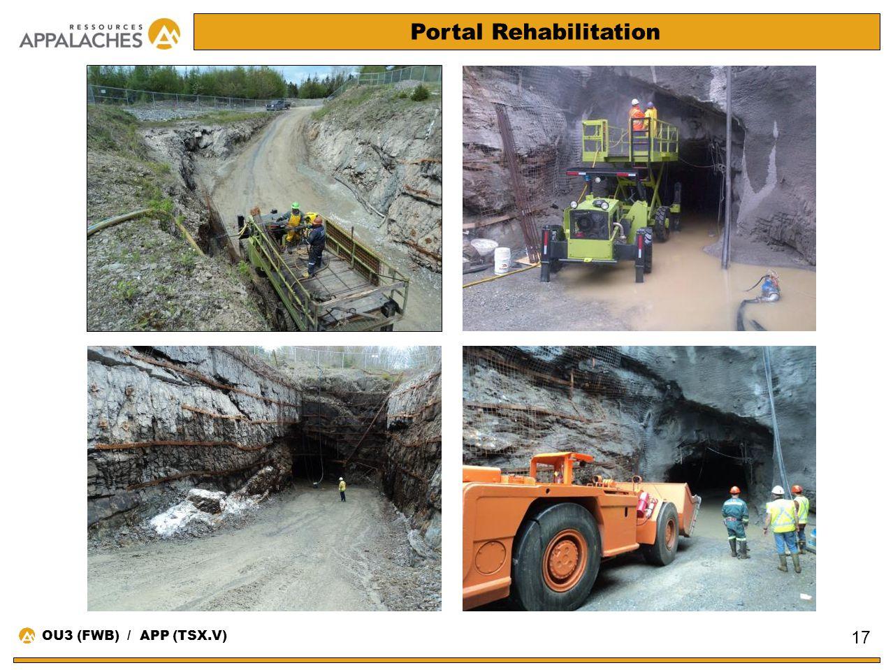 Portal Rehabilitation