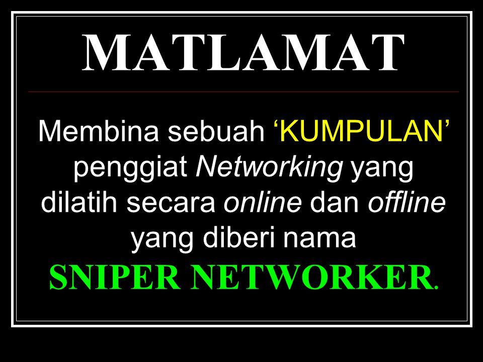 MATLAMAT SNIPER NETWORKER.