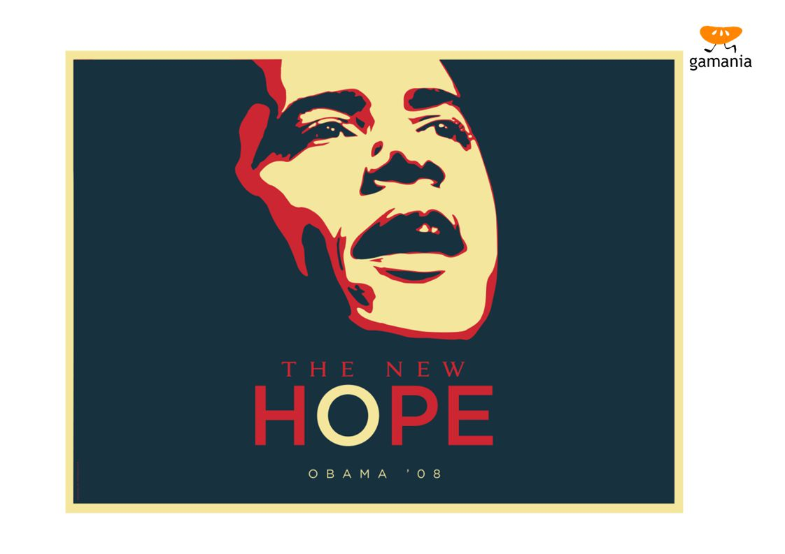 We found a new hope… not Obama