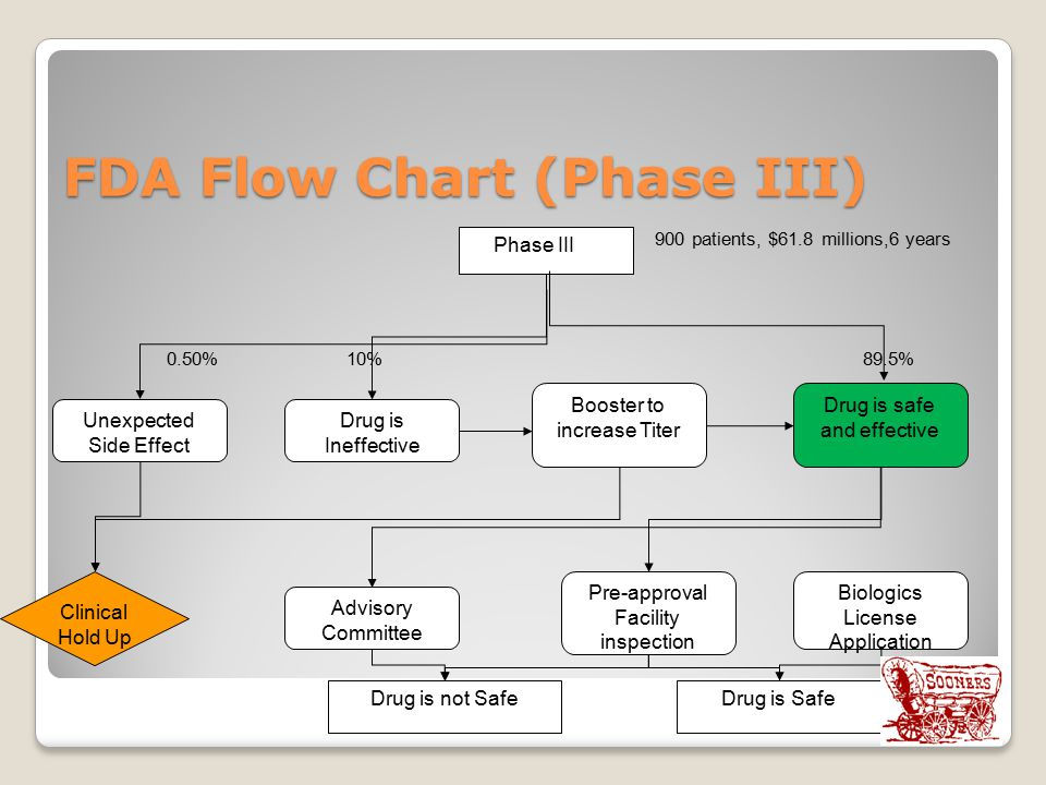 FDA Flow Chart (Phase III)