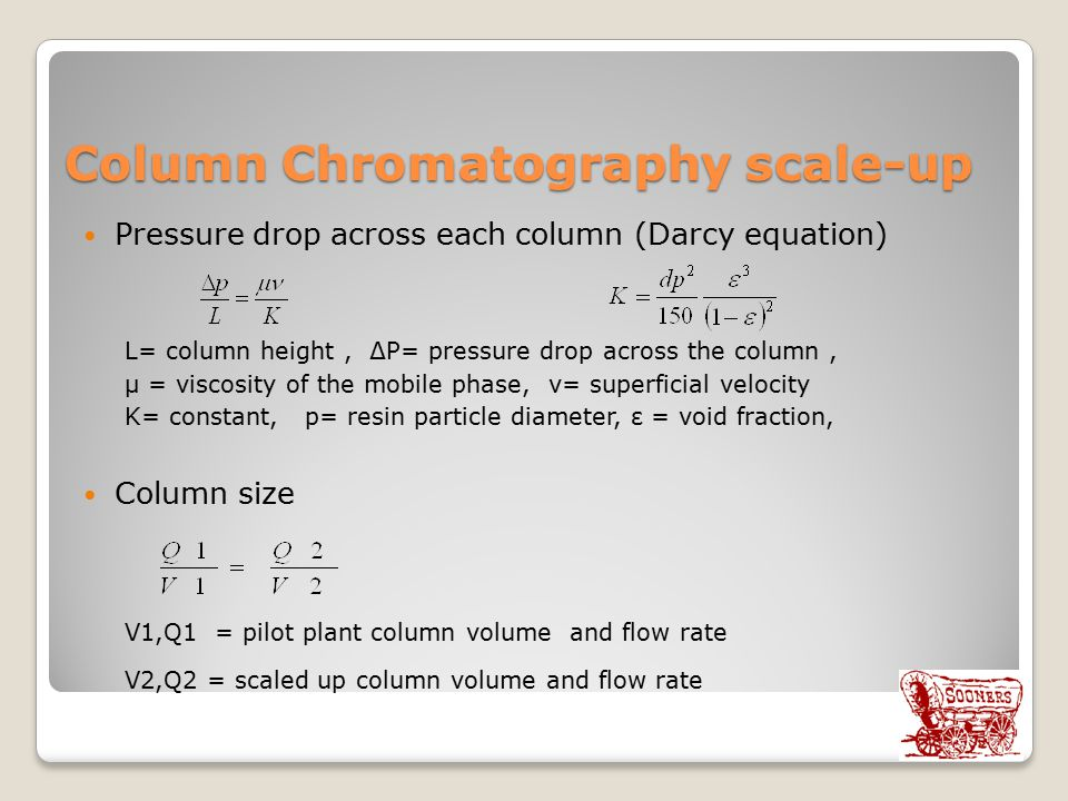 Column Chromatography scale-up