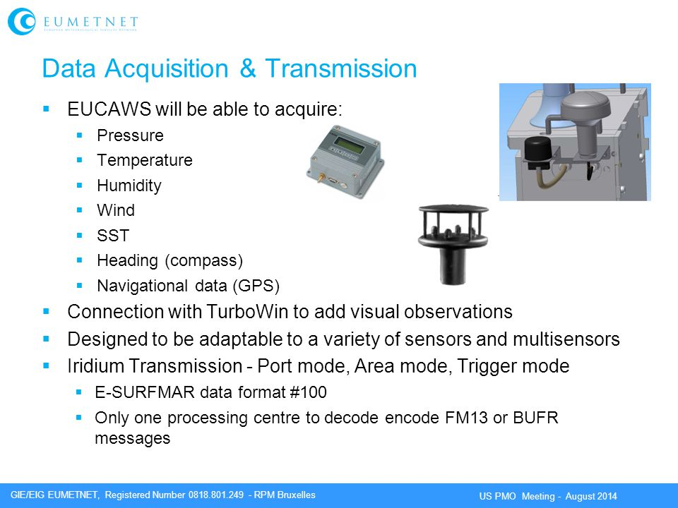 Data Acquisition & Transmission