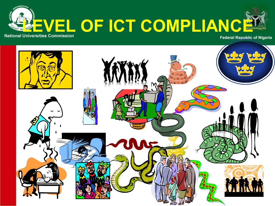 LEVEL OF ICT COMPLIANCE