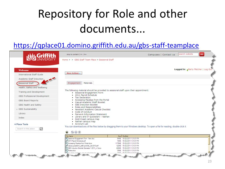 Repository for Role and other documents...
