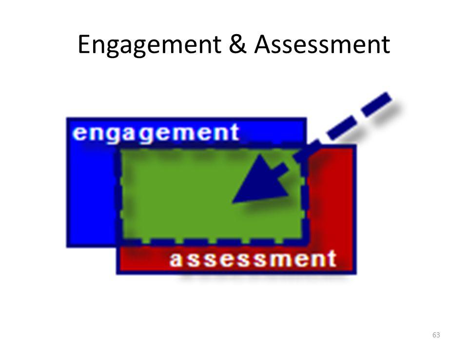 Engagement & Assessment