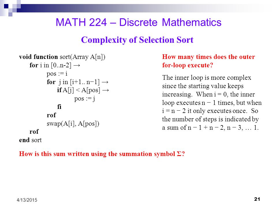 discrete mathmatics ip 2 This manual contains complete solutions to all exercises in discrete mathematics with graph theory  p q ip v ~ 1 \ q) i i ~ i  i p 8 in our discussion of.