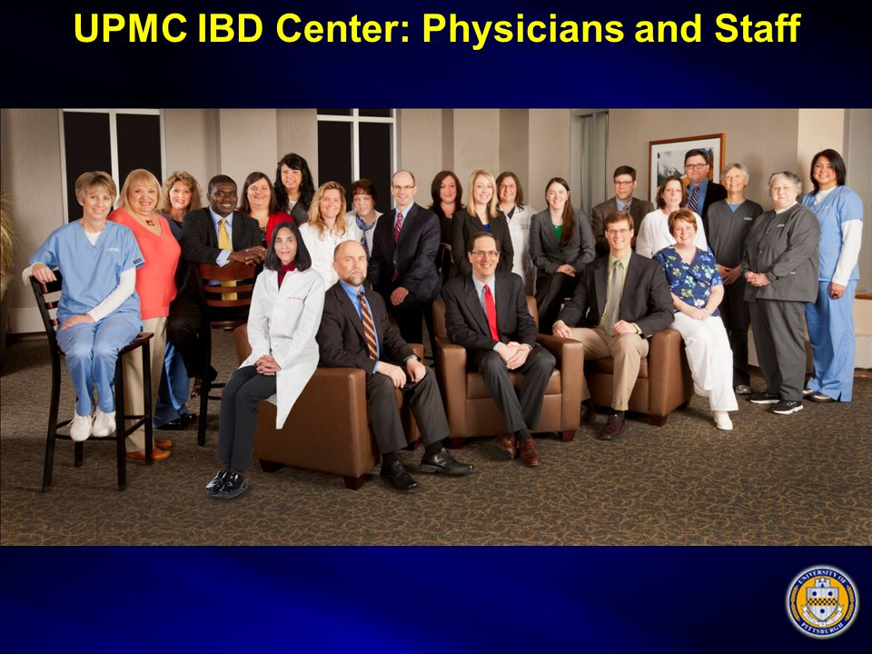 UPMC IBD Center: Physicians and Staff