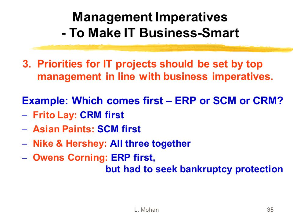 what will you implement first erp crm or scm Supply chain managemetn - scm vs crm and erp  session is first and foremost  systems needed to implement the supply chain system will be readily.