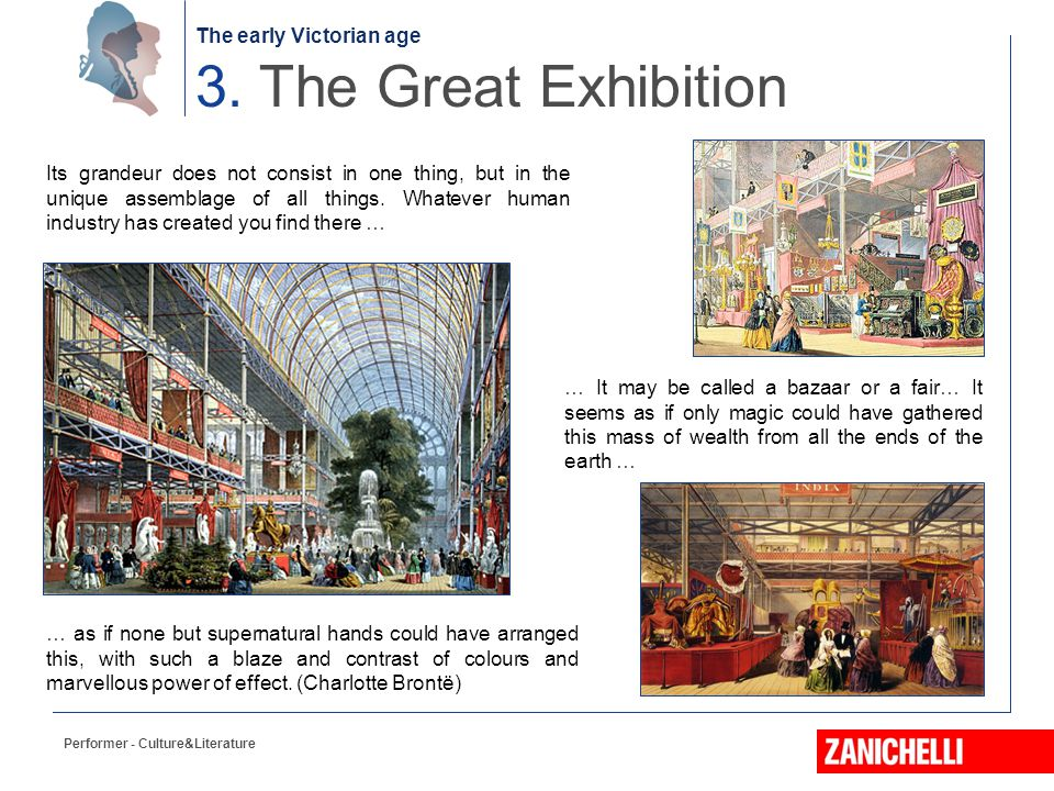 3. The Great Exhibition