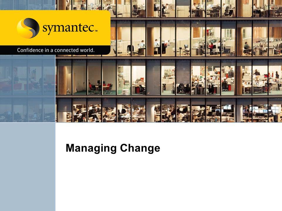 Managing Change <Bumper Slide> Managing Change