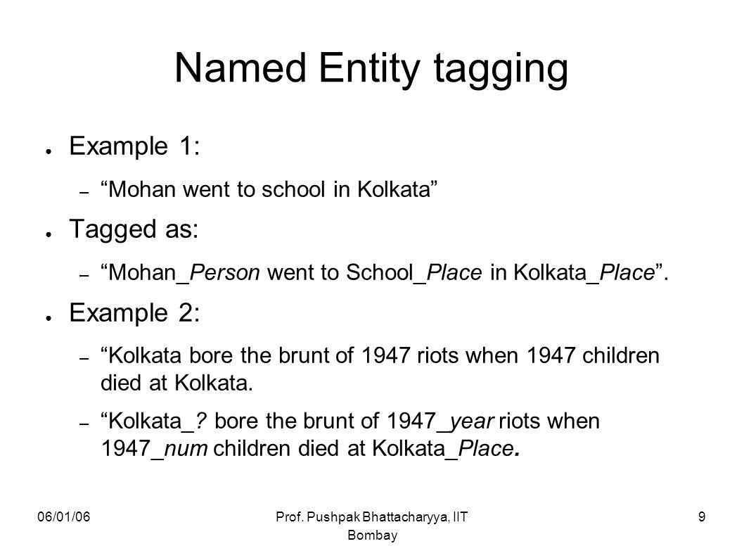 Prof. Pushpak Bhattacharyya, IIT Bombay