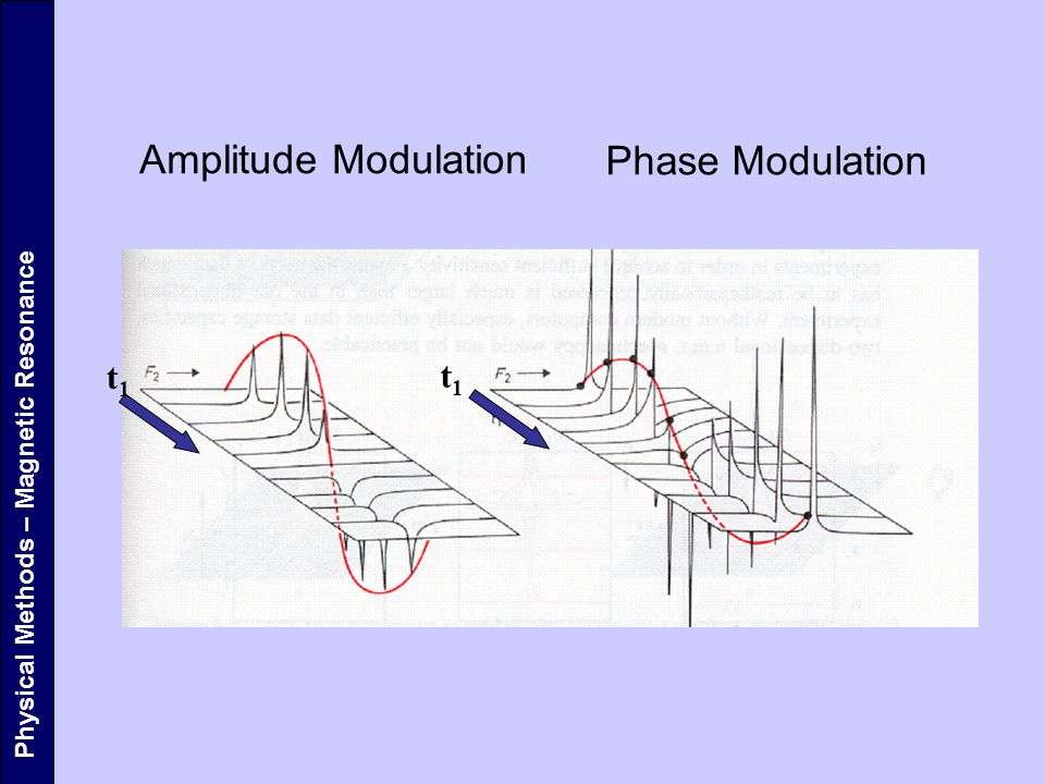 Amplitude Modulation Phase Modulation t1 t1