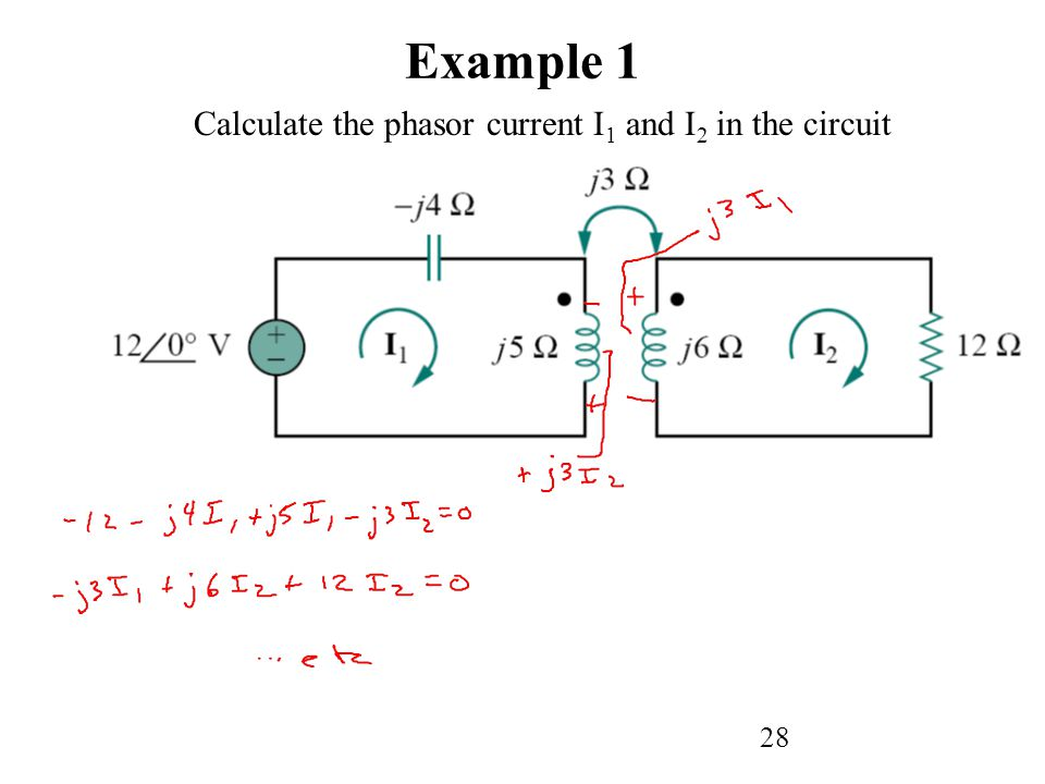 how to find current in complex circuit