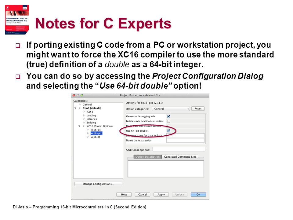 Notes for C Experts