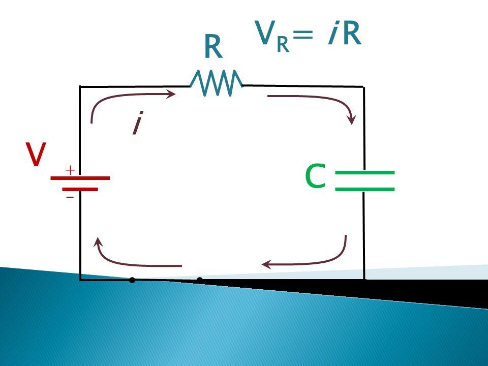 VR= i R R i V + C -