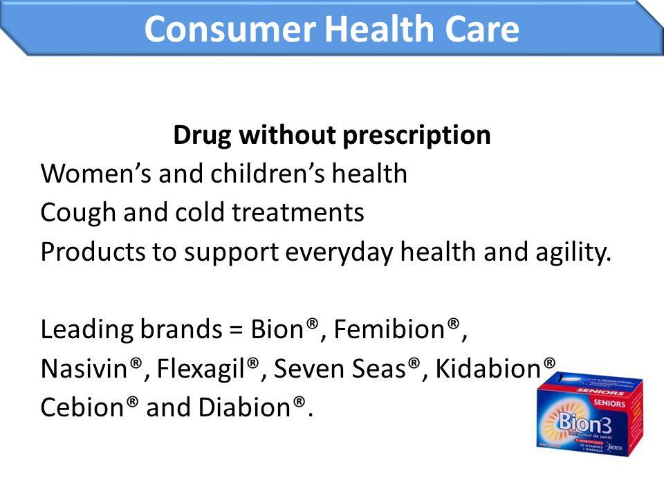 Consumer Health Care