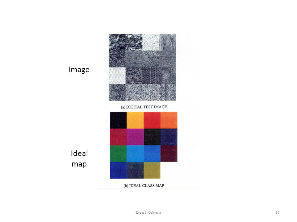 image Ideal map Roger S. Gaborski