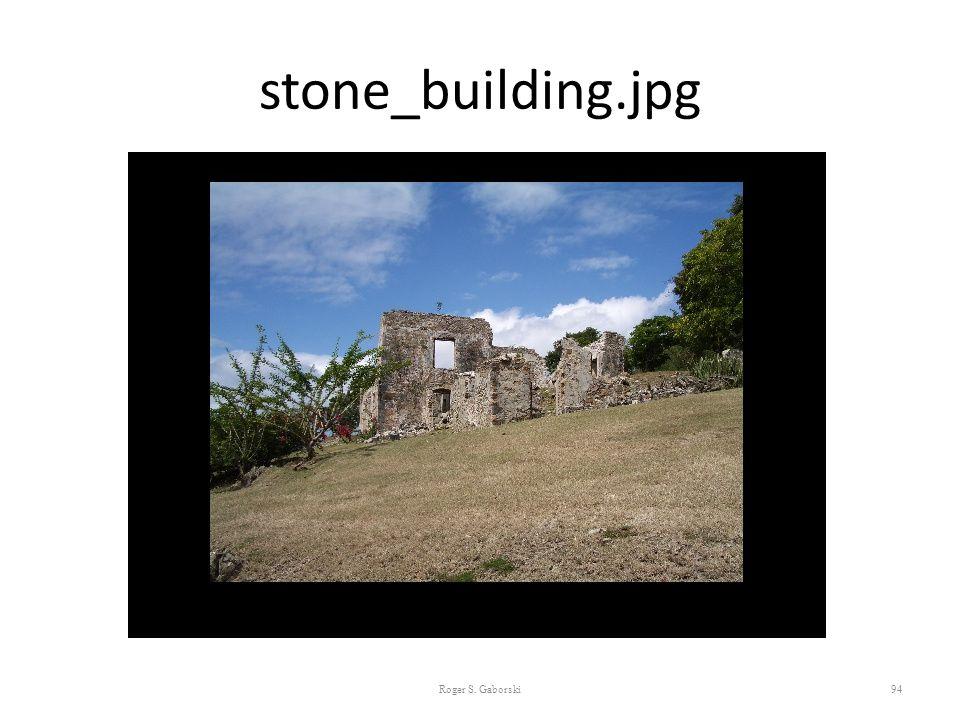 stone_building.jpg Roger S. Gaborski