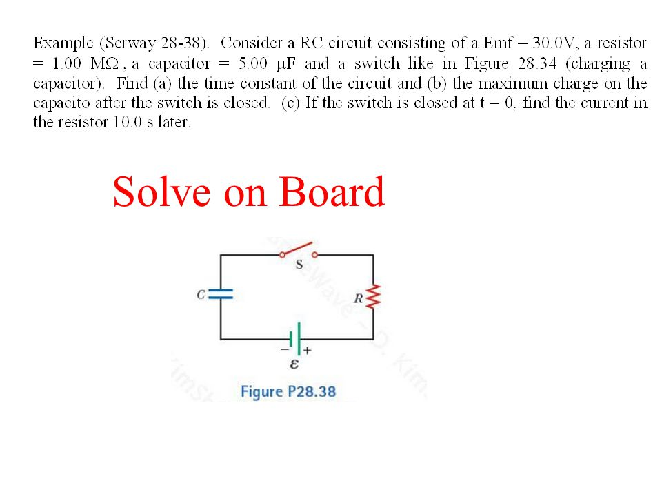 Solve on Board