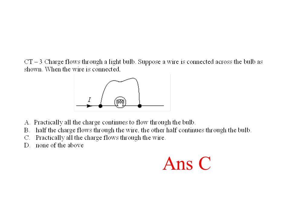 Ans C