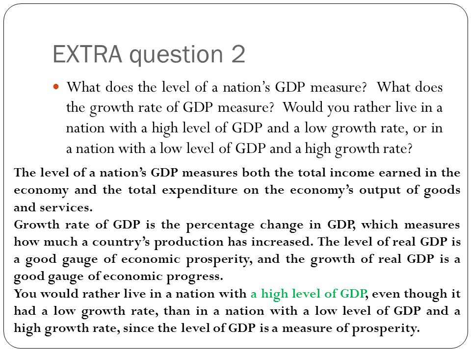 EXTRA question 2