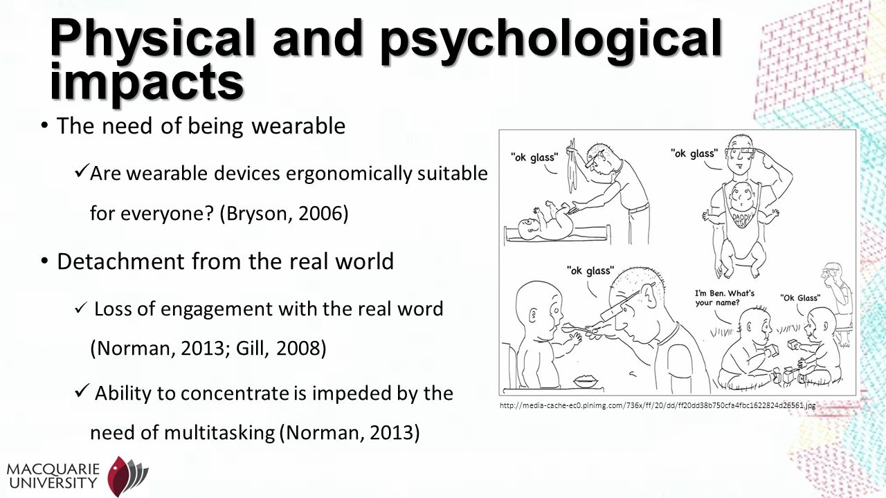 Physical and psychological impacts