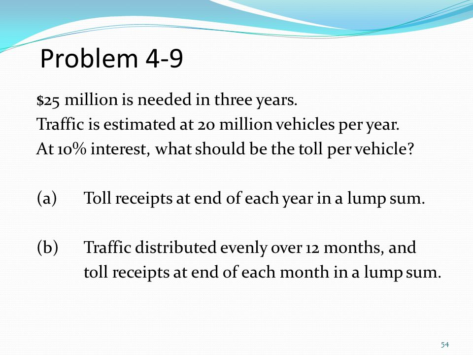 Problem 4-9
