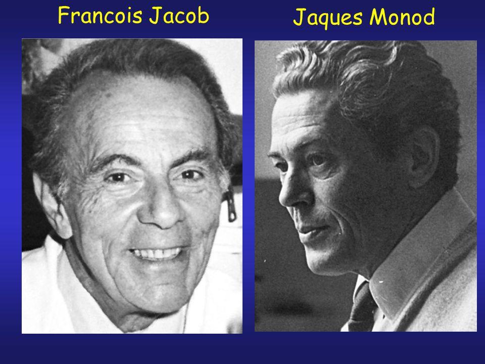 Francois Jacob Jaques Monod