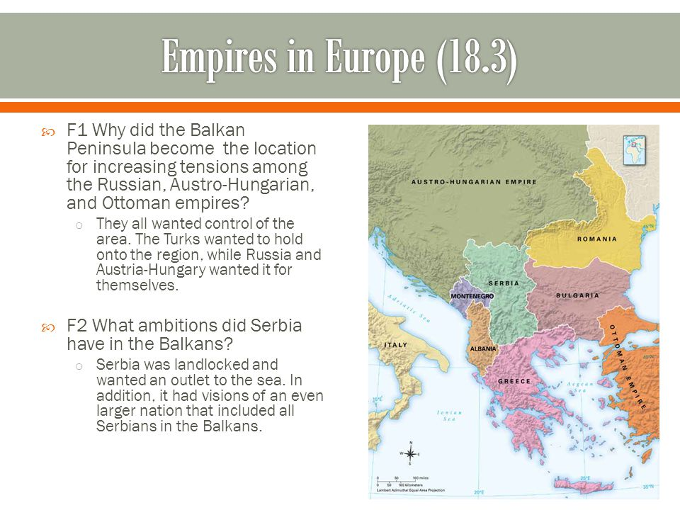 Empires in Europe (18.3)
