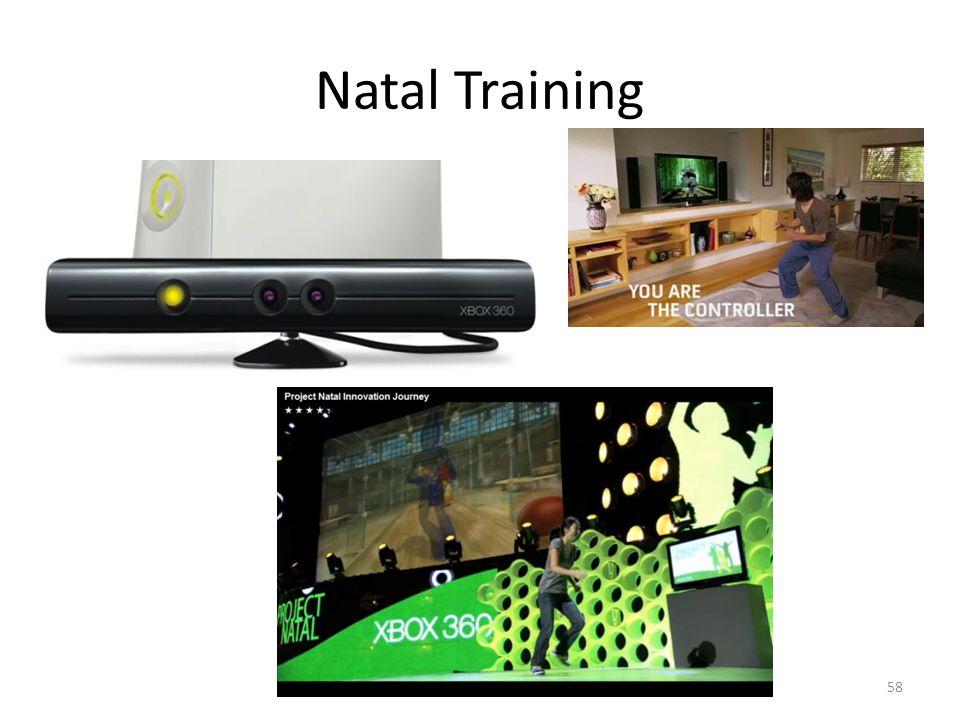 Natal Training