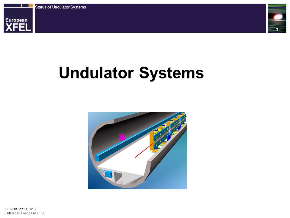 Undulator Systems