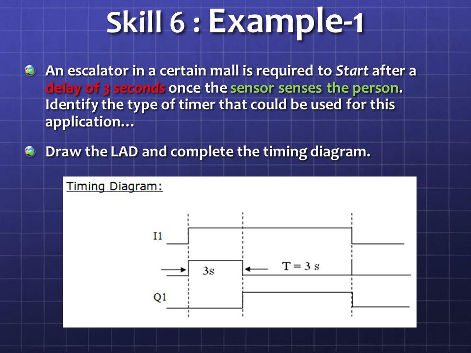 Skill 6 : Example-1