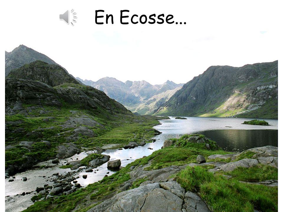 En Ecosse... In Scotland…