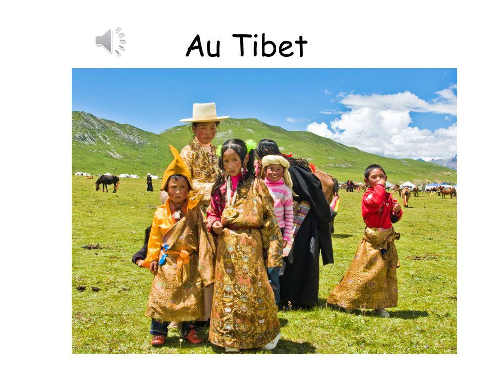 Au Tibet In Tibet