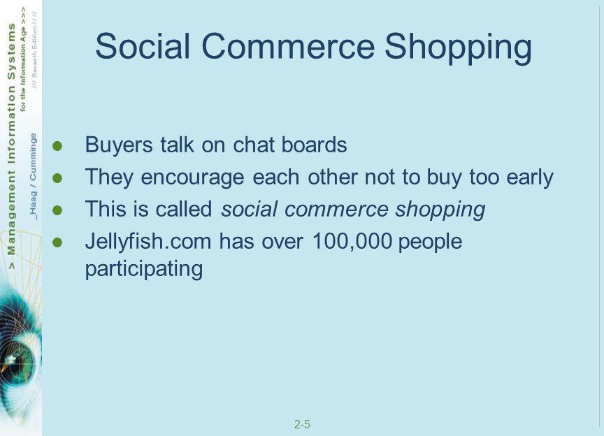 Social Commerce Shopping
