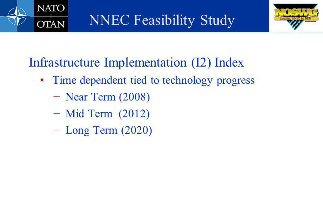 NNEC Feasibility Study