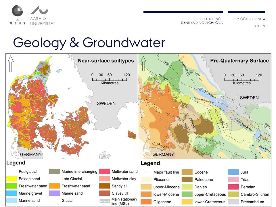Geology & Groundwater
