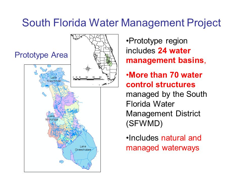 South Florida Water Management Project