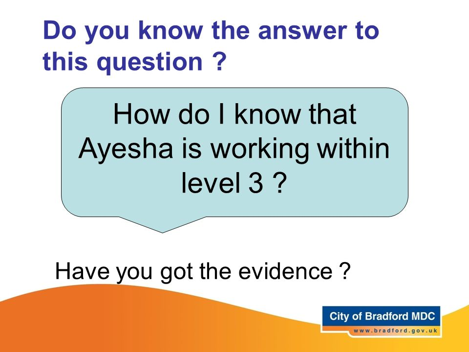 Do you know the answer to this question